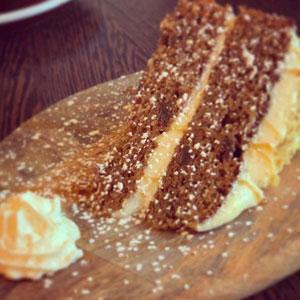 3. Carrot Cake